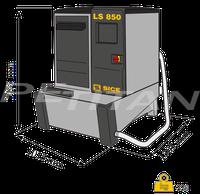 Sice LS850 B kerékmosó 2