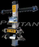 Sice A92E FULL PACK 3D futóműállító 1