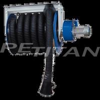 Filcar DRWA-100/7.5-COMP tömlődobos kipufogógáz-elszívó 1
