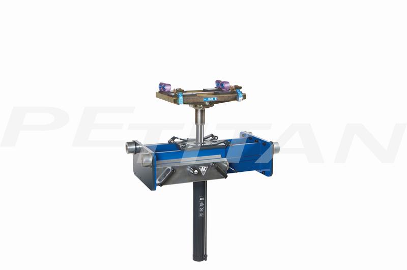 AC Hydraulic GD100-1 aknaperem-emelő 6