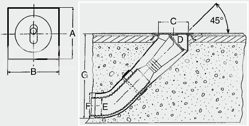 Filcar PZS süllyesztett elszívó rendszerek 2