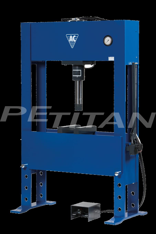AC Hydraulic P40H prés 1