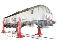 Emanuel SCM vasútikocsi- és mozdonyemelő 2