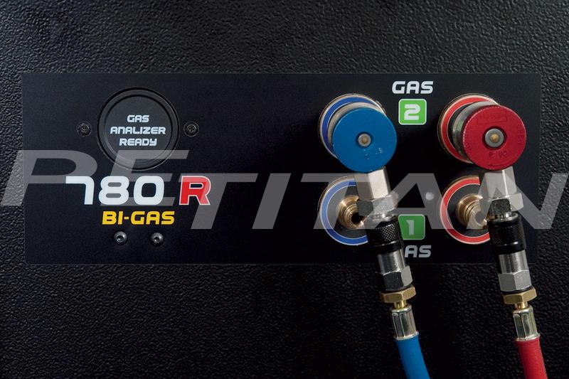 Texa Konfort 780R BI-GAS klímaszerviz-berendezés 3