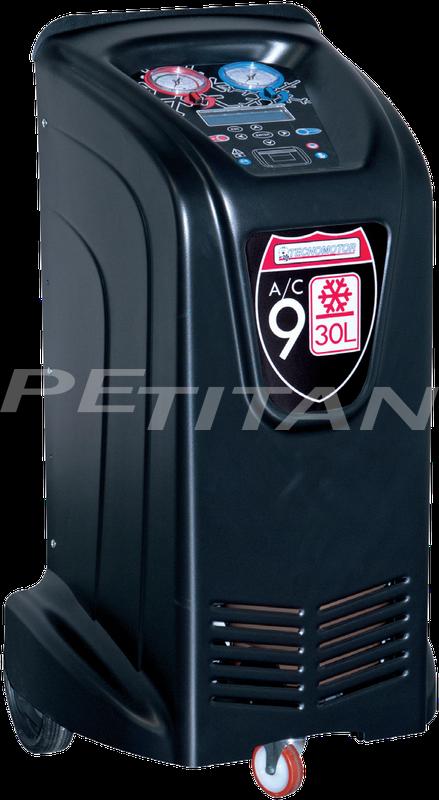 Tecnomotor AC930L klímaszerviz-berendezés 1
