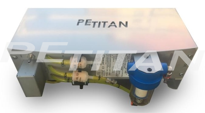 PeTitan-Cap 3300 gázelemző 1