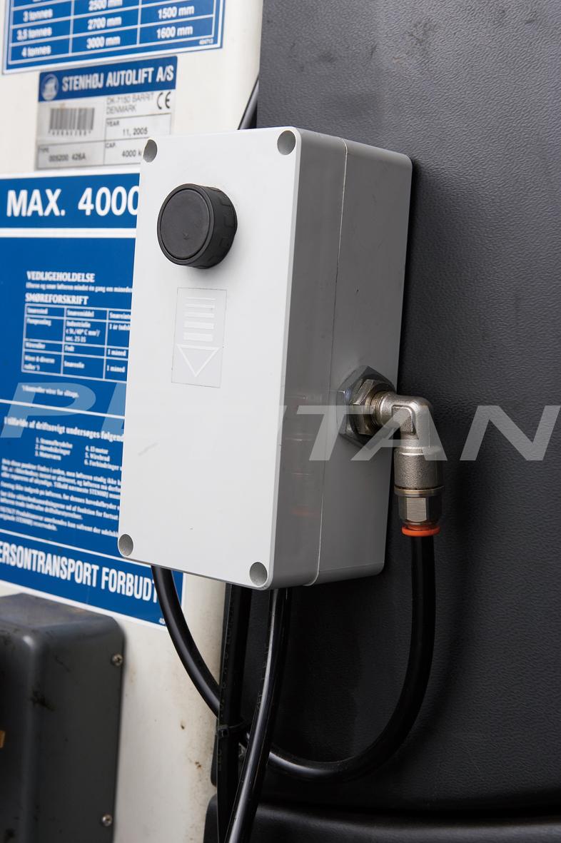 AC Hydraulic SD20PHL-A segédemelő 5