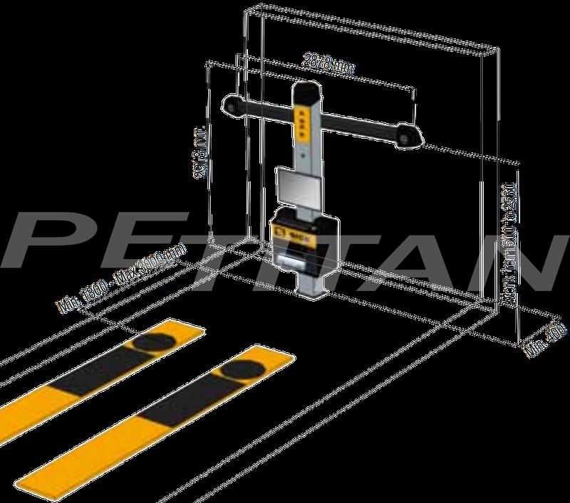 Sice A92E FULL PACK 3D futóműállító 2