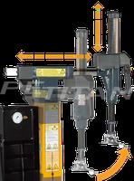Sice S45 Basic automata kerékszerelő 2