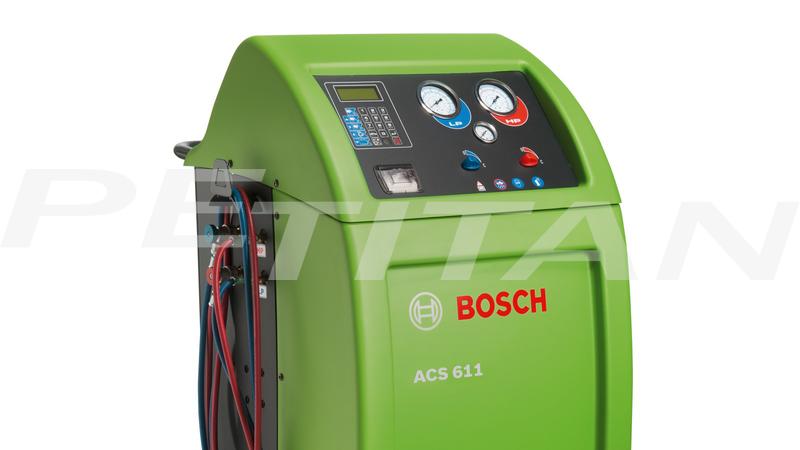 Bosch ACS 611 klímaszerviz-berendezés 2