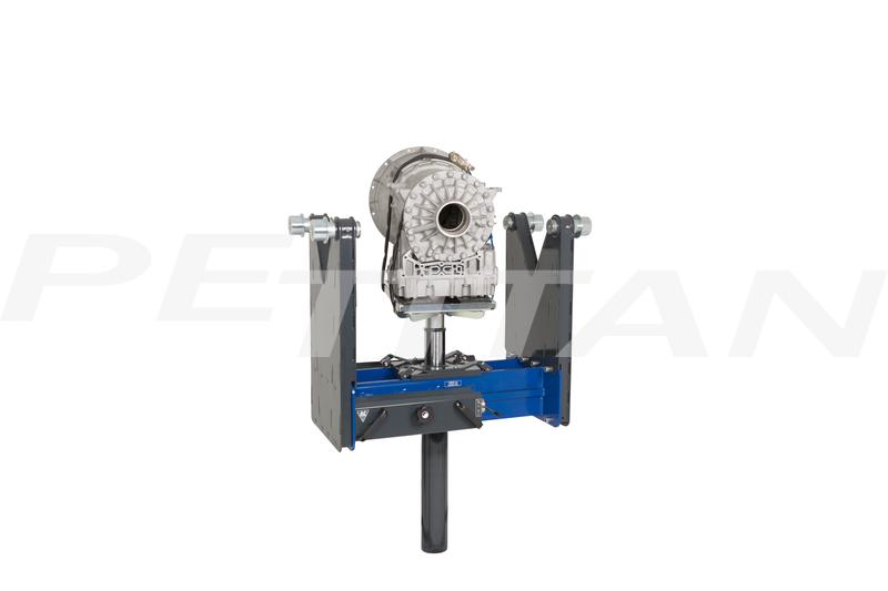 AC Hydraulic GDT150 aknaperem-emelő 4
