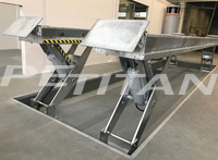 SPACE SF8825.8 tehergépkocsi emelő 5