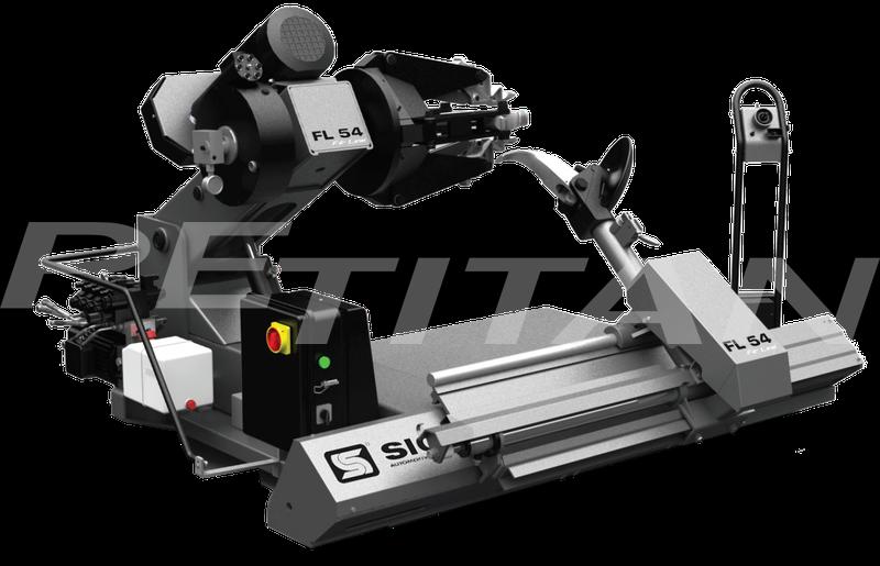 Sice Fit Line FL54 tehergépjármű-kerékszerelő 1