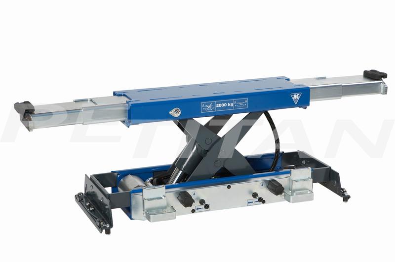 AC Hydraulic SD20PHL-A segédemelő 1
